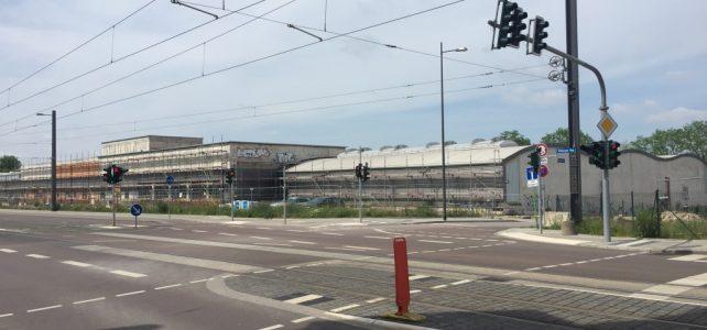 Äußerung zum Ausbau des Sportcentrums Böllberger Weg