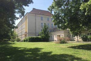 Überfall in der Sekundarschule Süd in Ammendorf