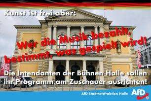 Der linksgrüne Klüngel im Stadtrat verhindert weiterhin die AfD im Aufsichtsrat der TOOH GmbH