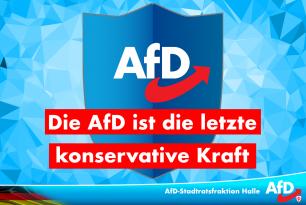 Die AfD ist die letzte konservative Kraft