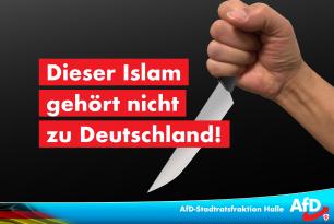 Dieser Islam gehört nicht zu Deutschland