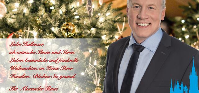 Friedvolle Weihnachten!