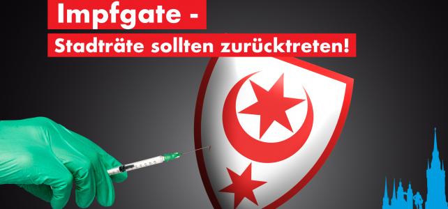 Impfgate – Stadträte sollten zurücktreten!