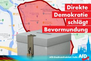 Direkte Demokratie schlägt Bevormundung