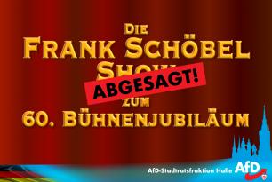 Der MDR hat kein Geld für Frank Schöbel-Show